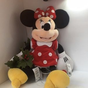 Minnie Mouse plush new with tag